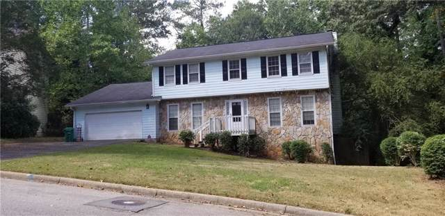1529 Bell Flower Court, Stone Mountain, GA 30088 (MLS #6610170) :: MyKB Partners, A Real Estate Knowledge Base