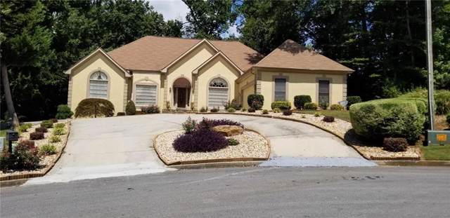 443 Clearlake Place, Stone Mountain, GA 30087 (MLS #6610172) :: The Heyl Group at Keller Williams