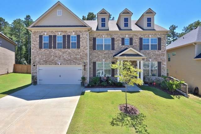 323 Hillgrove Drive, Holly Springs, GA 30114 (MLS #6610222) :: North Atlanta Home Team