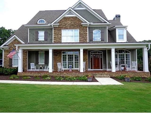 114 Savanna Estates Drive, Canton, GA 30115 (MLS #6610252) :: North Atlanta Home Team