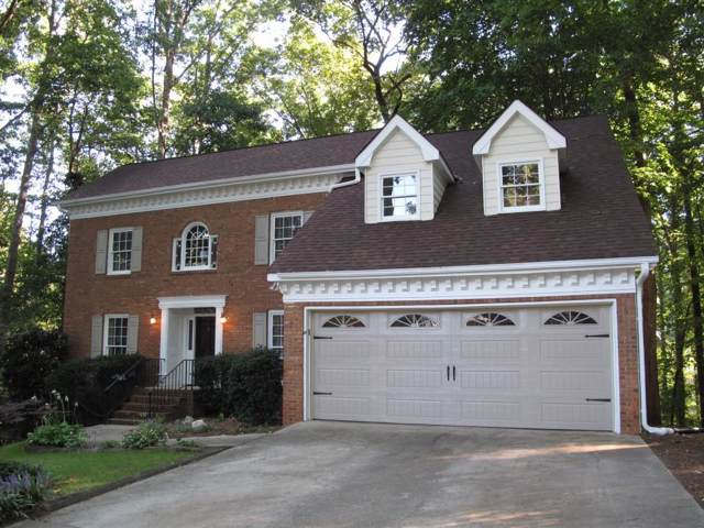 257 Coopers Pond Drive, Lawrenceville, GA 30044 (MLS #6610321) :: RE/MAX Paramount Properties