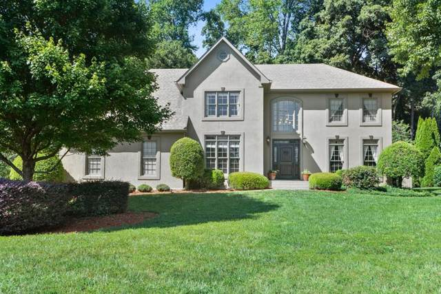1523 Oakmoor Place, Marietta, GA 30062 (MLS #6610335) :: North Atlanta Home Team
