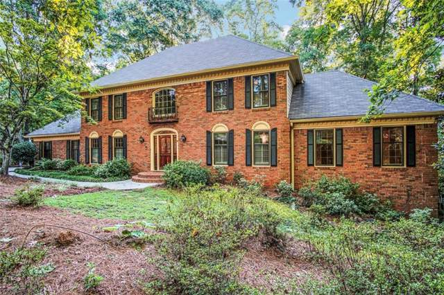 1863 Kanawha Drive, Smoke Rise, GA 30087 (MLS #6610393) :: North Atlanta Home Team