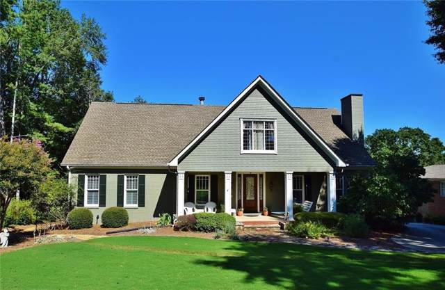 1616 Blue Ridge Drive, Gainesville, GA 30501 (MLS #6610404) :: The Heyl Group at Keller Williams
