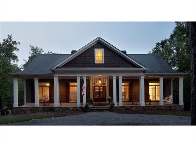 1187 Little Hawk Road, Sautee Nacoochee, GA 30571 (MLS #6610416) :: Rock River Realty