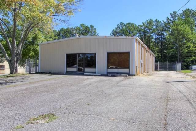 12 Shorter Industrial Boulevard, Rome, GA 30165 (MLS #6610443) :: North Atlanta Home Team