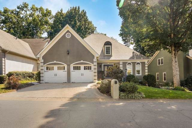 929 Bridgegate Drive NE, Marietta, GA 30068 (MLS #6610521) :: North Atlanta Home Team