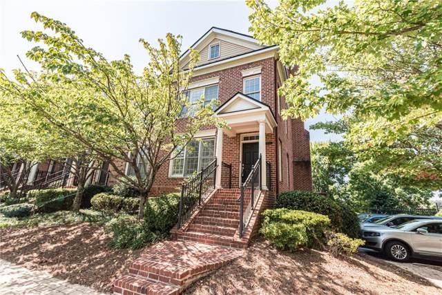 4750 Ivy Ridge Drive #1, Atlanta, GA 30339 (MLS #6610538) :: Kennesaw Life Real Estate