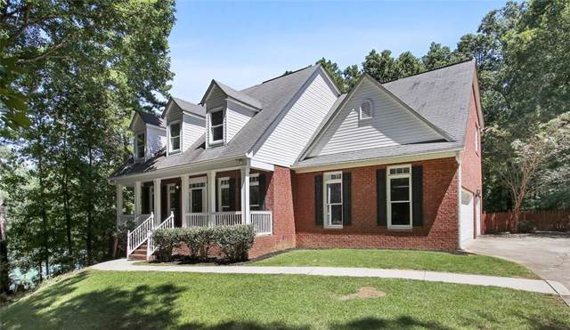 3740 Cannonwolde Drive, Snellville, GA 30039 (MLS #6610551) :: North Atlanta Home Team