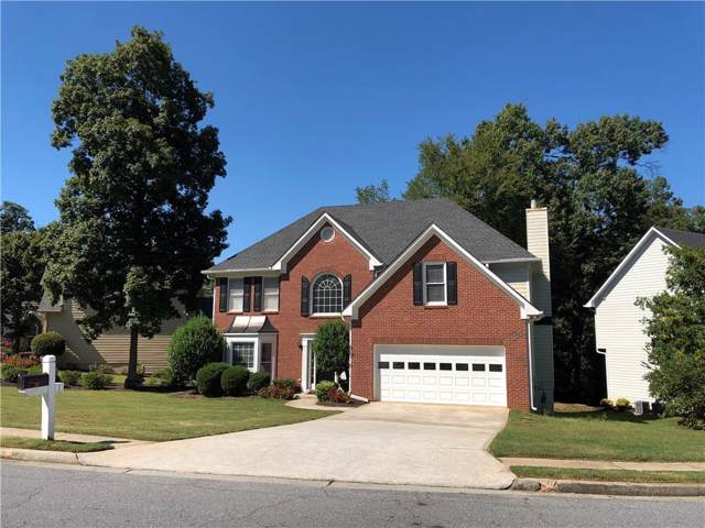 1564 Ridge Point Drive, Lawrenceville, GA 30043 (MLS #6610579) :: The North Georgia Group