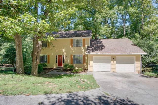 4993 Cross Court SW, Lilburn, GA 30047 (MLS #6610610) :: North Atlanta Home Team