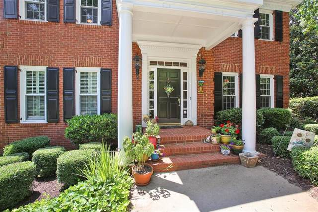 1160 Charlton Trace SW, Marietta, GA 30064 (MLS #6610611) :: The Heyl Group at Keller Williams