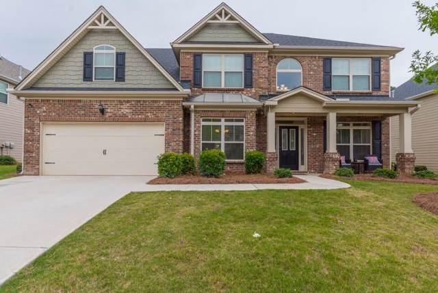 205 Annelle Park Drive, Fayetteville, GA 30215 (MLS #6610628) :: North Atlanta Home Team