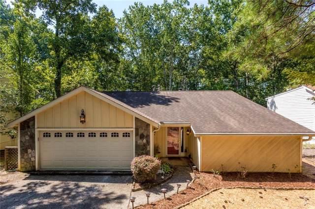 105 Shaker Hollow, Alpharetta, GA 30022 (MLS #6610659) :: North Atlanta Home Team