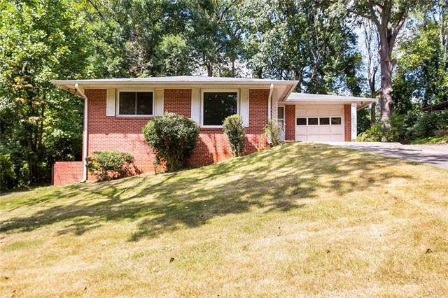 205 Longleaf Drive SE, Marietta, GA 30060 (MLS #6610749) :: North Atlanta Home Team