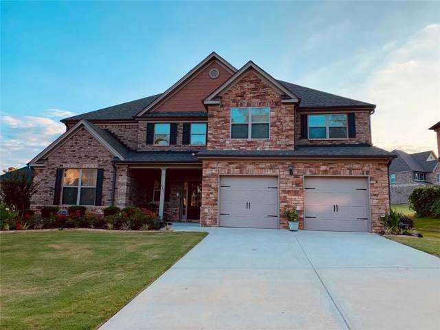 4351 Elvie Way, Hoschton, GA 30548 (MLS #6610785) :: North Atlanta Home Team