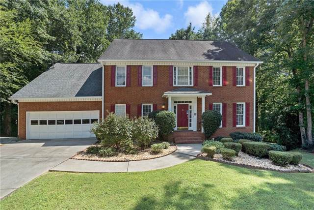 7349 Timberline Way, Stone Mountain, GA 30087 (MLS #6610798) :: The Cowan Connection Team