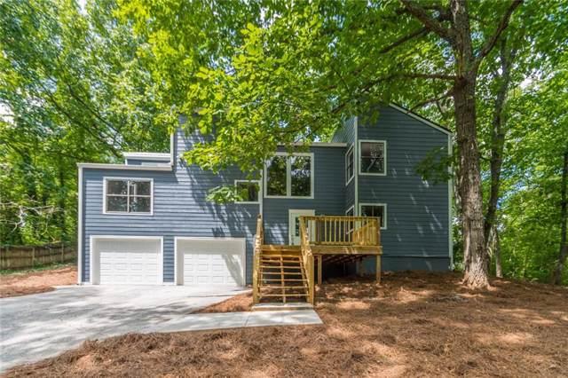 1522 Hillhaven Drive, Marietta, GA 30062 (MLS #6610886) :: North Atlanta Home Team