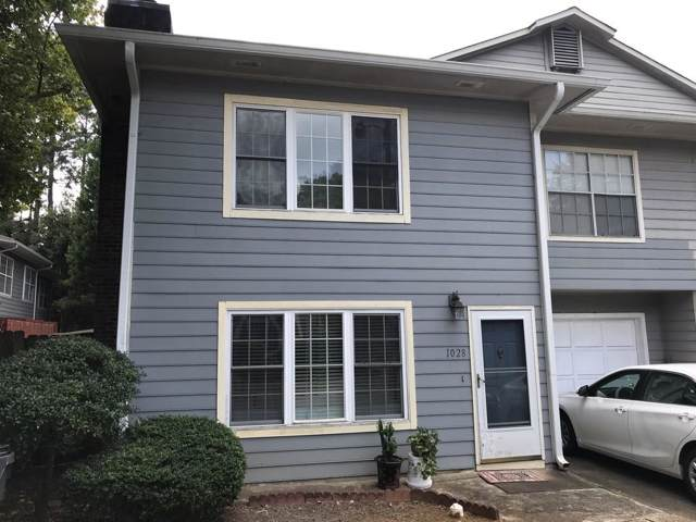1028 Mansfield Court #1028, Norcross, GA 30093 (MLS #6610978) :: North Atlanta Home Team