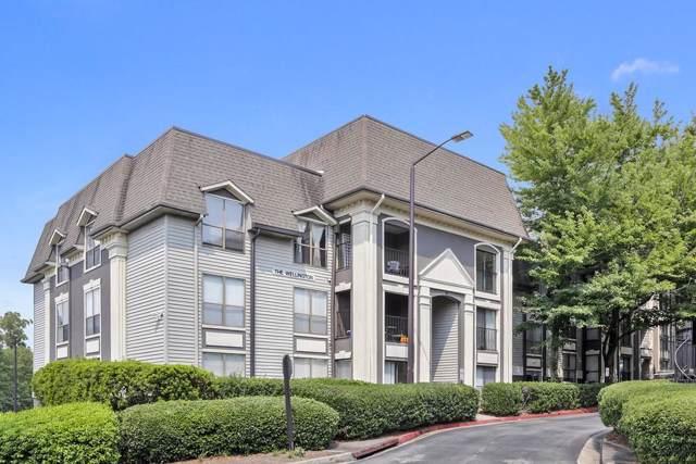 2657 Lenox Road NE #104, Atlanta, GA 30324 (MLS #6611100) :: North Atlanta Home Team