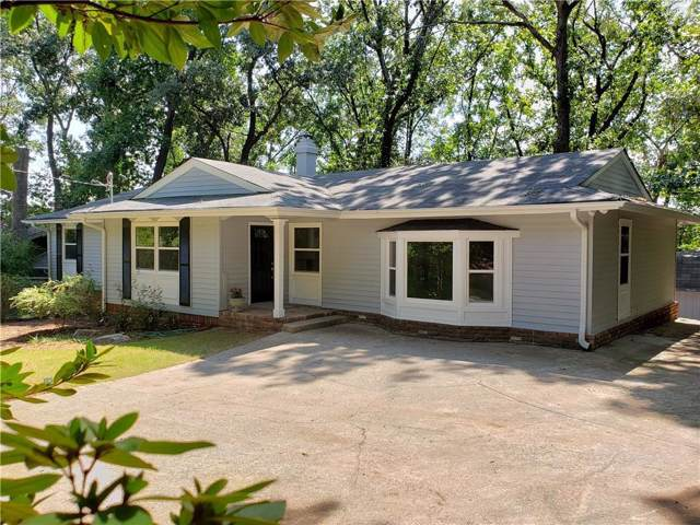 1176 Pebblebrook Road SE, Mableton, GA 30126 (MLS #6611110) :: North Atlanta Home Team