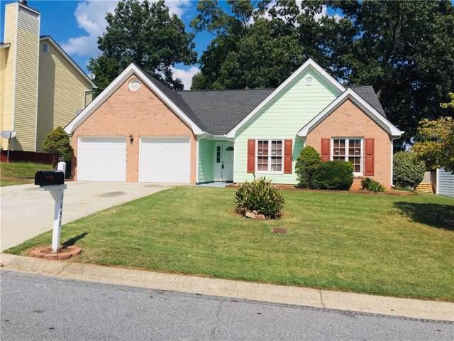 1151 Sweet Woods Drive, Lawrenceville, GA 30044 (MLS #6611129) :: The Heyl Group at Keller Williams