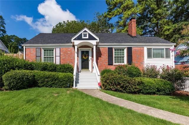 1037 S Mcdonough Street, Decatur, GA 30030 (MLS #6611255) :: North Atlanta Home Team