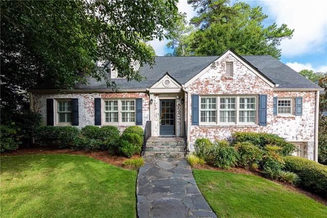 3150 Peachtree Drive NE, Atlanta, GA 30305 (MLS #6611306) :: Rock River Realty