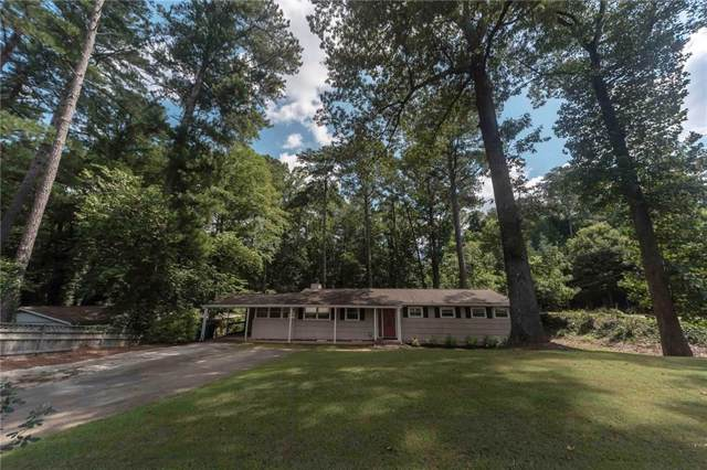 2031 Abby Lane NE, Atlanta, GA 30345 (MLS #6611327) :: North Atlanta Home Team