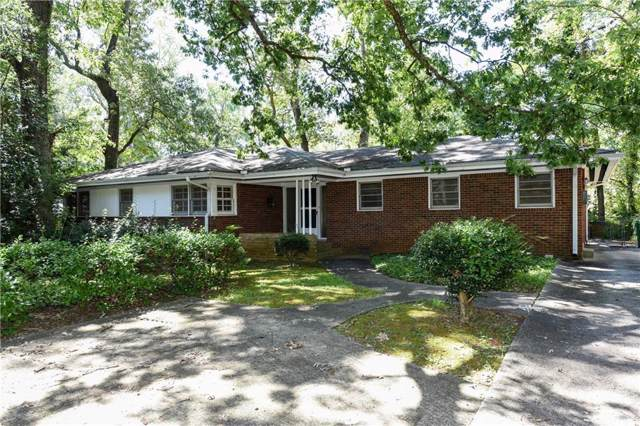 1312 Lenox Circle NE, Atlanta, GA 30306 (MLS #6611365) :: Dillard and Company Realty Group