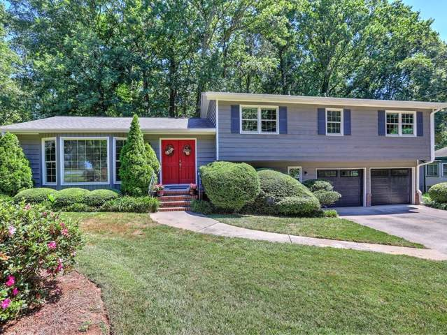 3020 Meadow Drive, Marietta, GA 30062 (MLS #6611371) :: North Atlanta Home Team