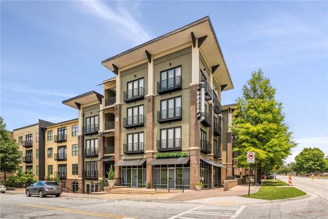 5300 Peachtree Road #3608, Chamblee, GA 30341 (MLS #6611409) :: North Atlanta Home Team