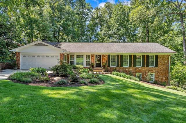 4123 Mcclatchey Circle NE, Atlanta, GA 30342 (MLS #6611428) :: North Atlanta Home Team