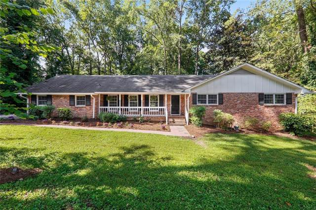204 Cold Creek Drive, Alpharetta, GA 30009 (MLS #6611447) :: North Atlanta Home Team