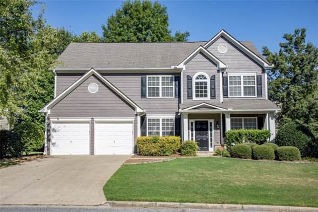 1027 Frog Leap Trail NW, Kennesaw, GA 30152 (MLS #6611460) :: North Atlanta Home Team