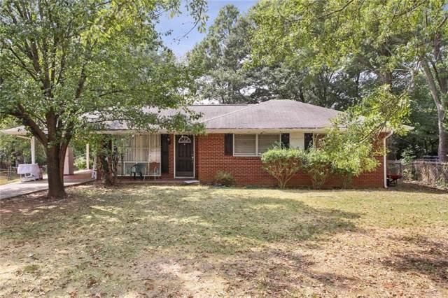 2202 Quinto Drive SW, Marietta, GA 30060 (MLS #6611517) :: Rock River Realty