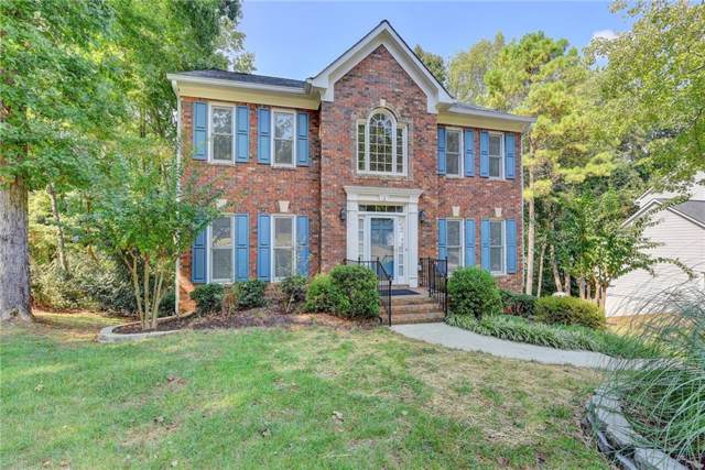 2697 Forest Meadow Lane, Lawrenceville, GA 30043 (MLS #6611539) :: North Atlanta Home Team