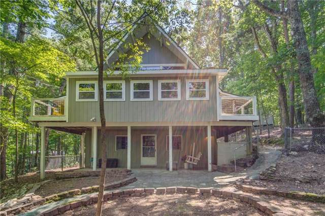 60 Laurel Ridge Court, Ellijay, GA 30536 (MLS #6611561) :: The Realty Queen Team