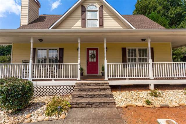 1073 Walnut Creek Drive, Woodstock, GA 30188 (MLS #6611591) :: The Heyl Group at Keller Williams