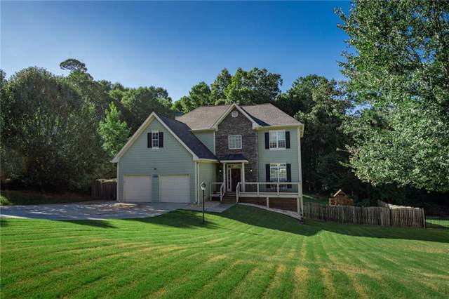 1160 Emperor Lane, Hoschton, GA 30548 (MLS #6611605) :: The Butler/Swayne Team