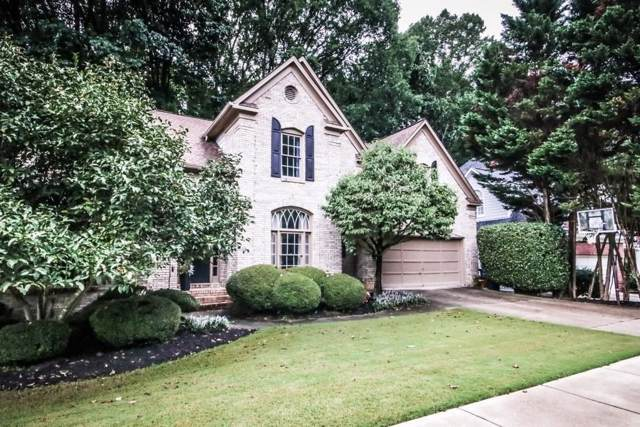 160 Park Creek Drive, Alpharetta, GA 30005 (MLS #6611619) :: North Atlanta Home Team
