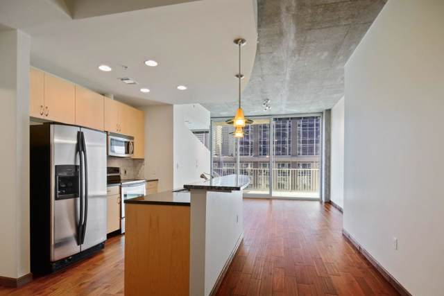 400 W Peachtree Street NW #708, Atlanta, GA 30308 (MLS #6611646) :: The Zac Team @ RE/MAX Metro Atlanta