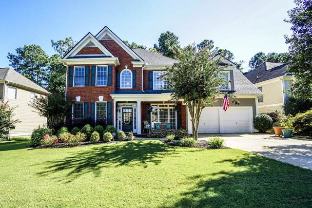 99 Riverwood Glen, Dallas, GA 30157 (MLS #6611700) :: North Atlanta Home Team