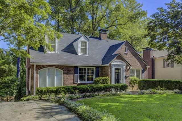 790 Crestridge Drive NE, Atlanta, GA 30306 (MLS #6611727) :: Oliver & Associates Realty