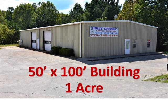 80 Hickory Springs Industrial Drive, Canton, GA 30115 (MLS #6611765) :: RE/MAX Paramount Properties
