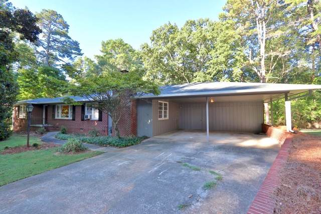 1011 Old Magnolia Way, Canton, GA 30115 (MLS #6611768) :: Path & Post Real Estate