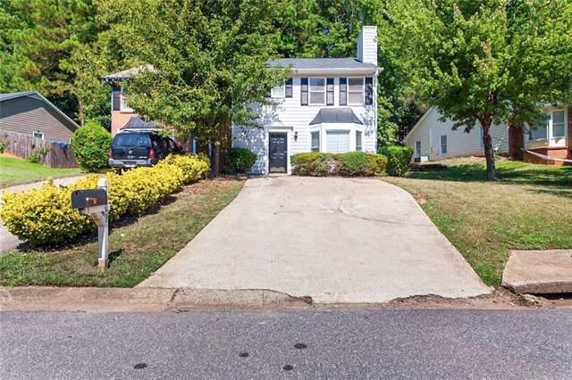 1909 Cooper Landing Drive SE, Smyrna, GA 30080 (MLS #6611789) :: North Atlanta Home Team