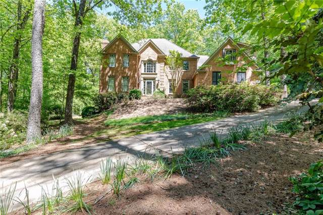 2680 Spalding Drive, Sandy Springs, GA 30350 (MLS #6611863) :: North Atlanta Home Team