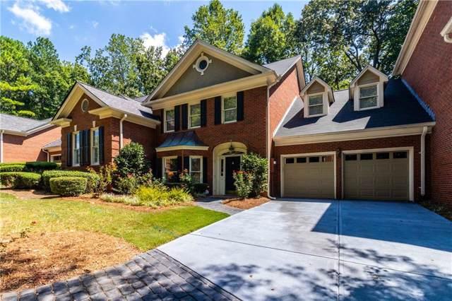 7155 Roswell Road #4, Sandy Springs, GA 30328 (MLS #6611905) :: North Atlanta Home Team