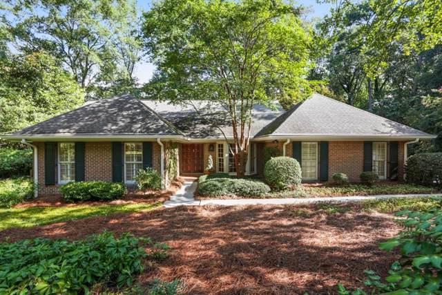 4301 N Elizabeth Lane SE, Atlanta, GA 30339 (MLS #6611906) :: The Hinsons - Mike Hinson & Harriet Hinson